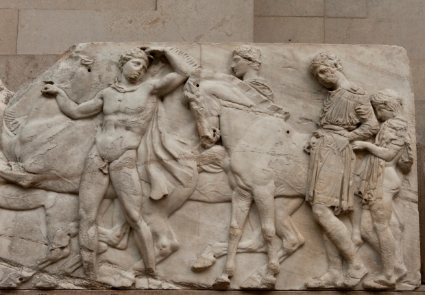 North frieze, 447-438 B. C. E.